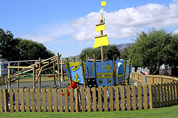 Port Haverigg Marina Village Kids Play Area